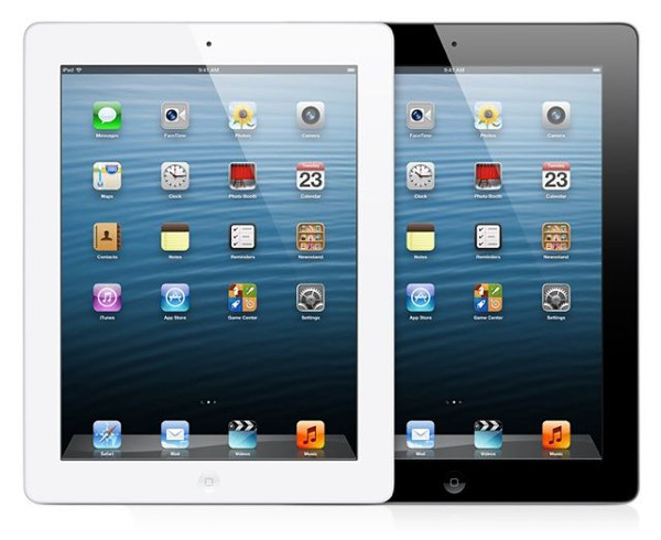 iPad 4 Dimensions - Length, Width, Height and Weight